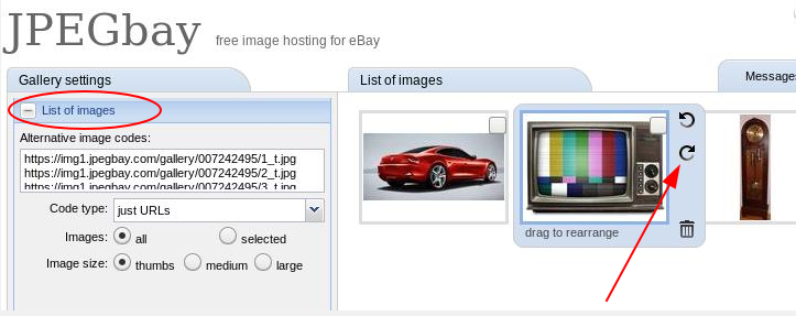JPEGbay help